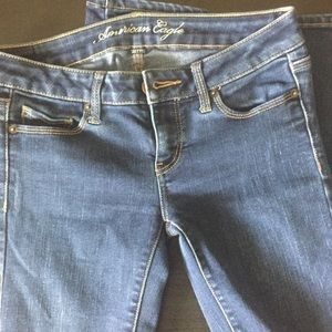 American Eagle Jeans - Low Rise Skinnies - Size 4